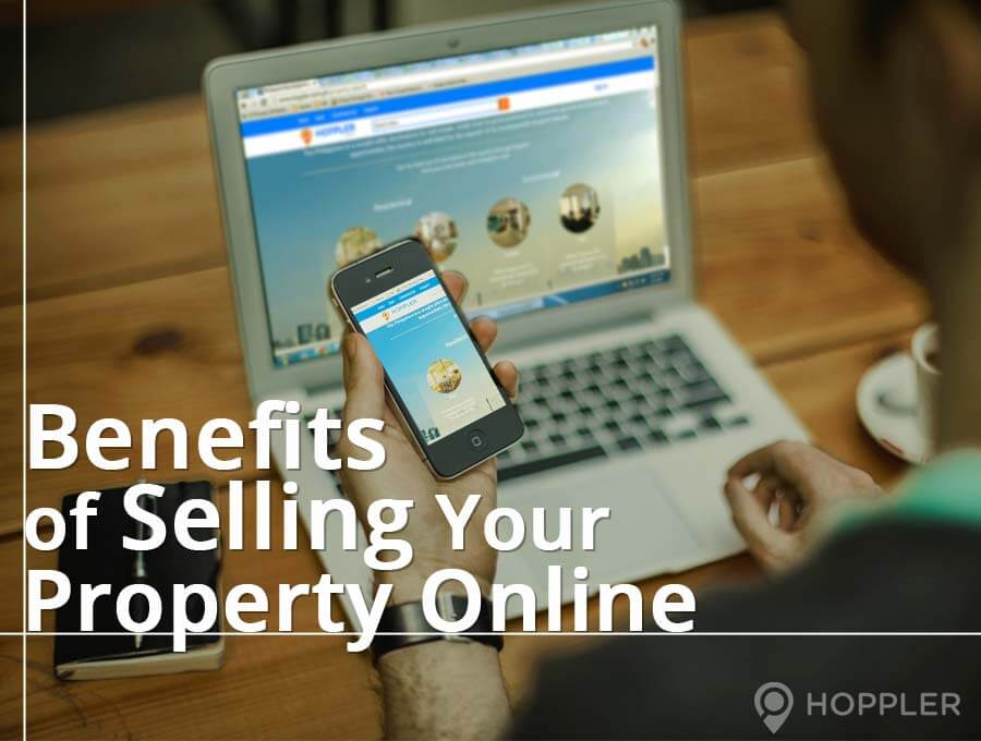 benefits of selling your property online