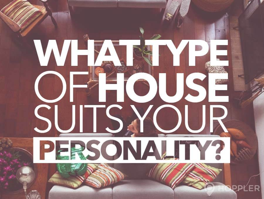 what type of a house suits your personality