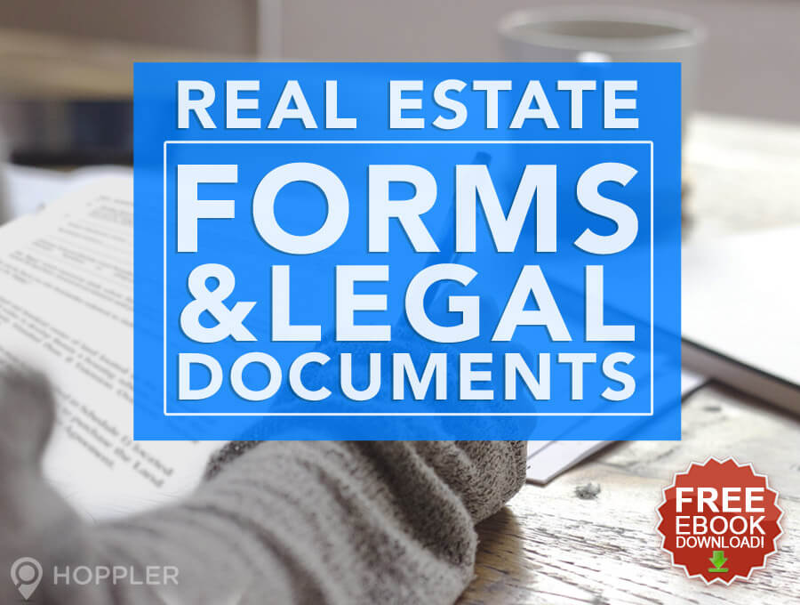 real estate forms and legal documents compiled by hoppler free pdf download