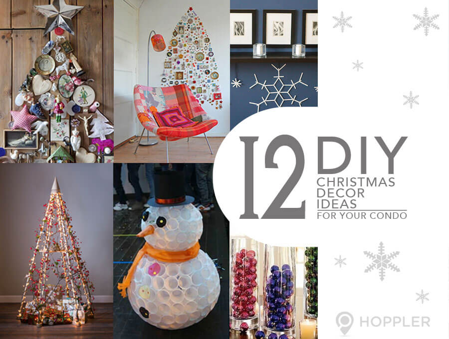 Simple Christmas Tree Decorations Philippines.12 Do It Yourself Ideas For Christmas Decors In Your Condominium