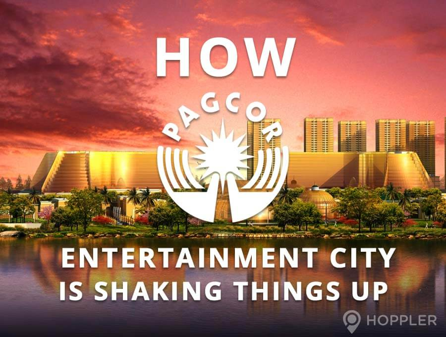 how pagcor entertainment city is shaking things up