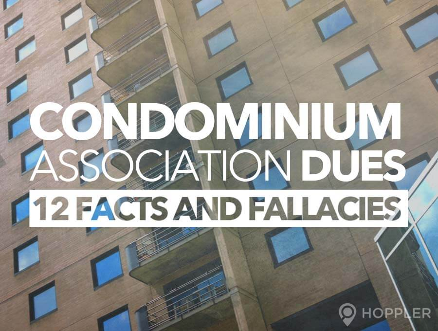 condominium association dues 12 facts and fallacies