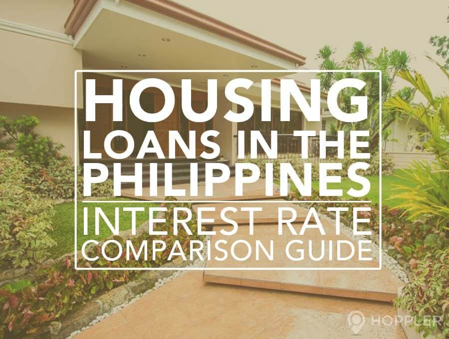 housing loans in the philippines interest rate comparison guide hoppler