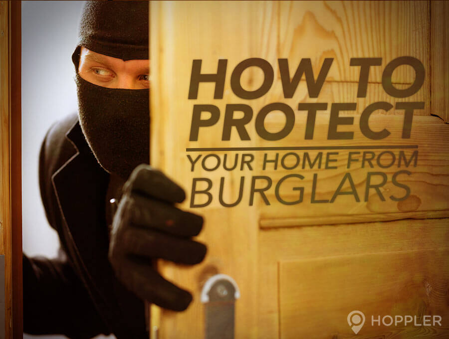 protect your home from burglars essay