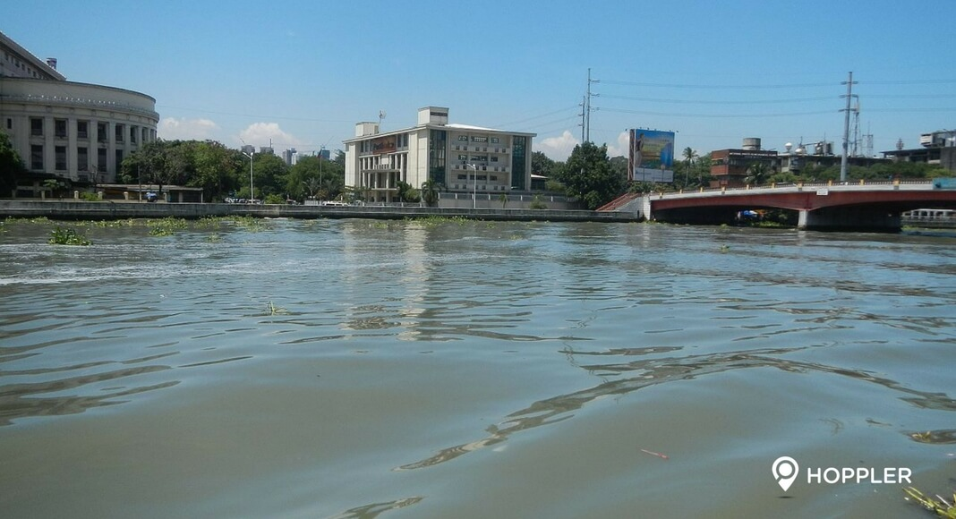flood prone areas in metro manila