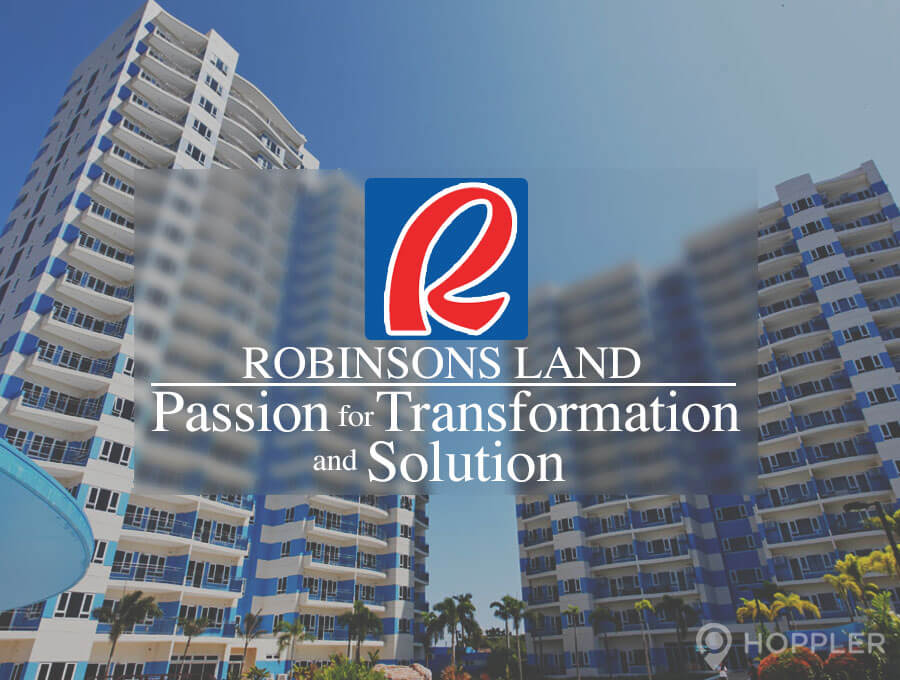 robinsons land passion for transformation and solution