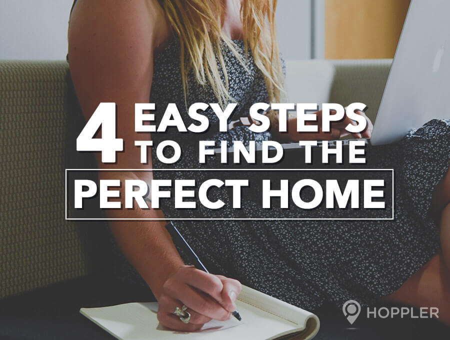 4 Easy Tips to Find the Perfect Home