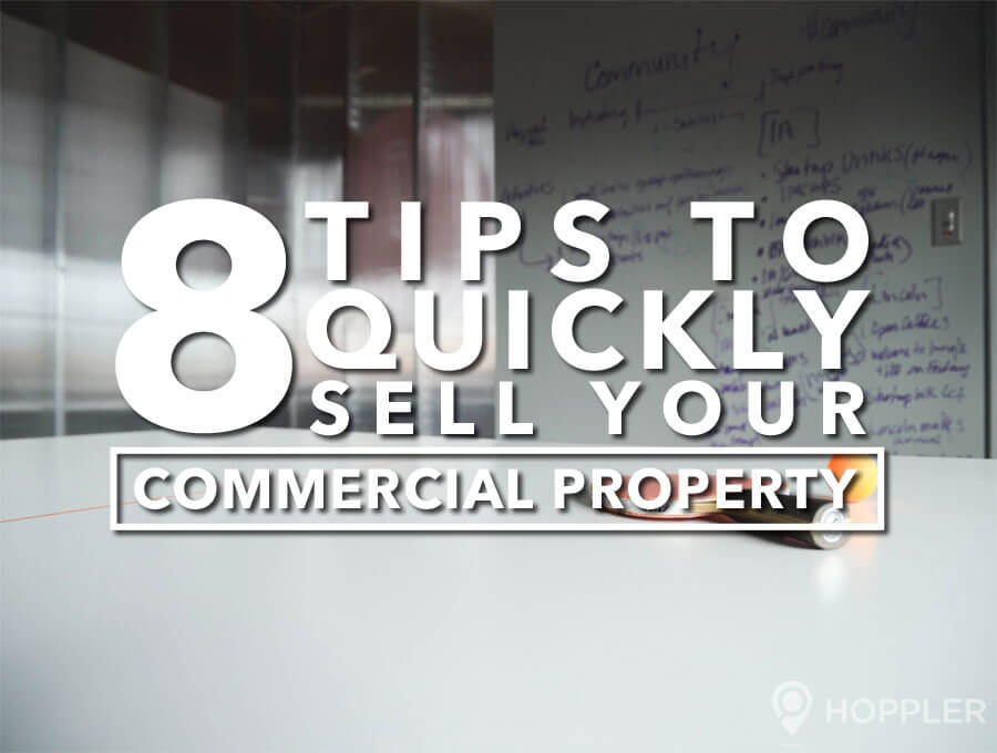 8 Tips to Quickly Sell Your Commercial Property