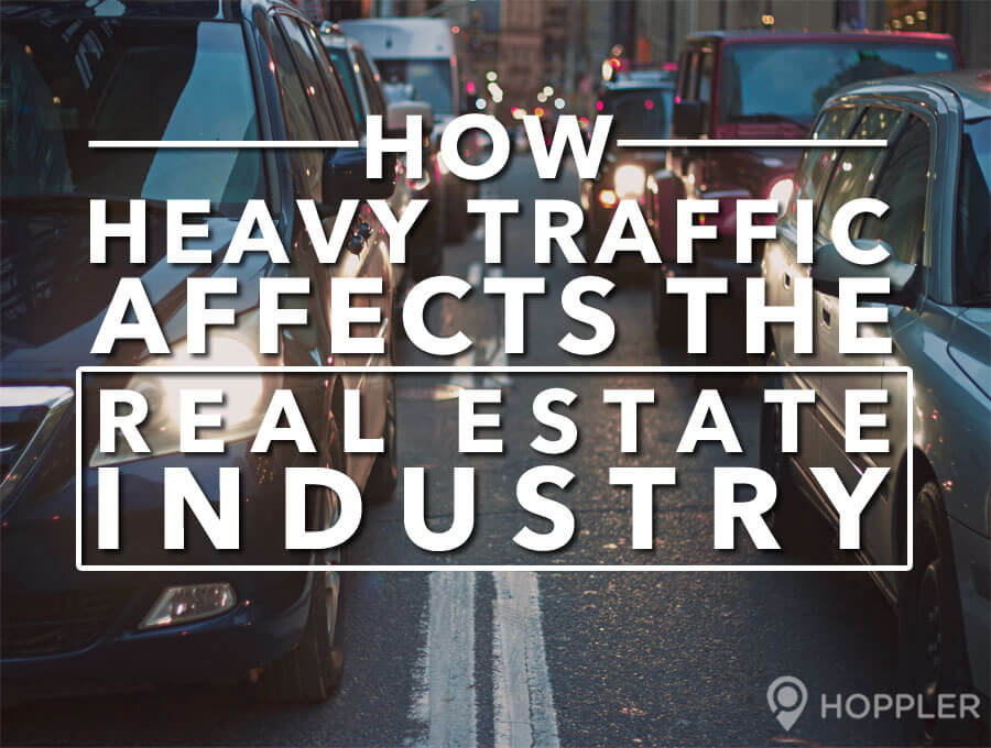 How Heavy Traffic Affects the Real Estate Industry