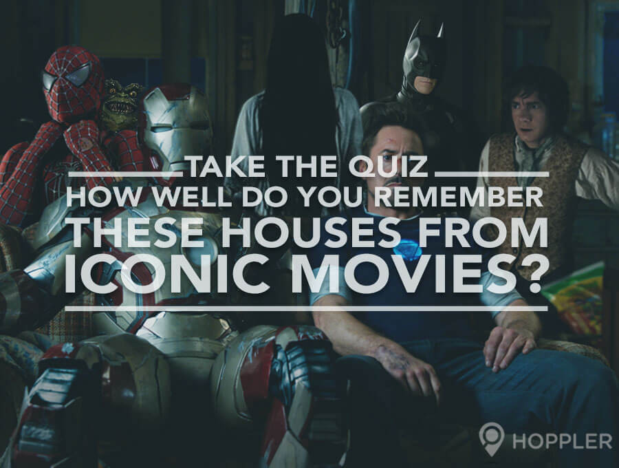 Take the Quiz: How Well Do You Remember These Houses from Iconic Movies?