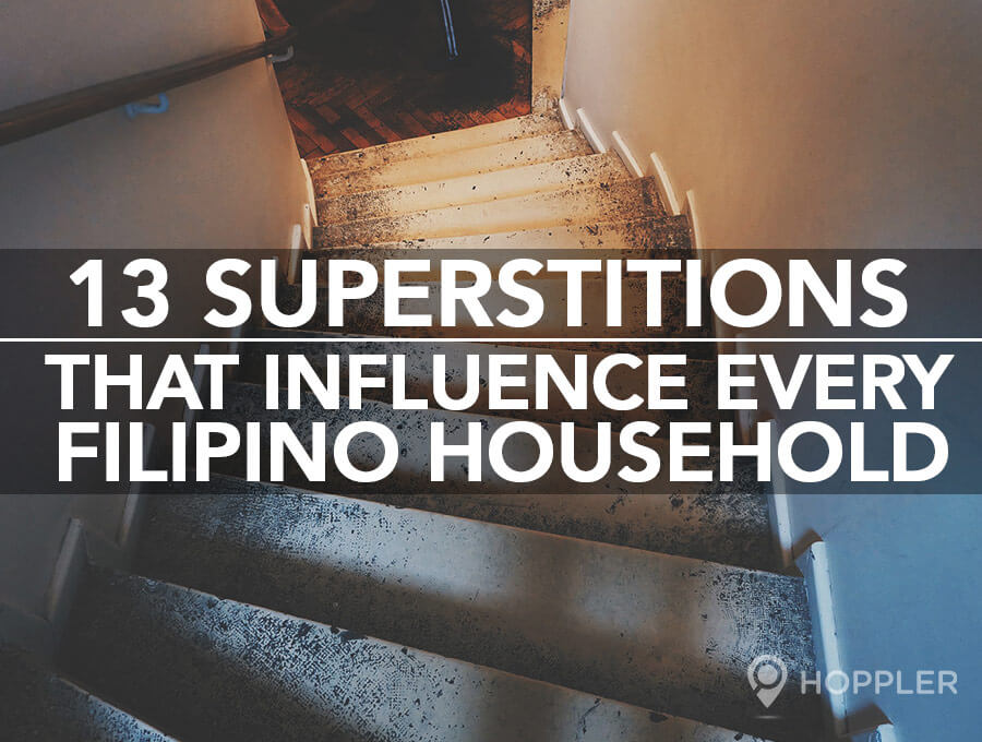 13 Superstitions that Influence Every Filipino Household