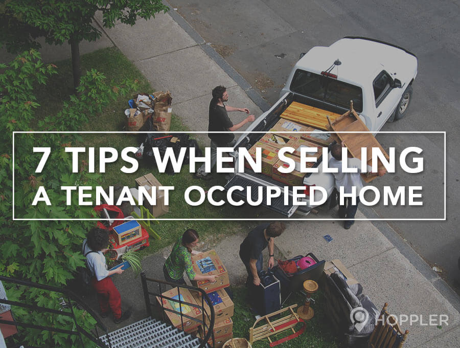 7 Tips When Selling a Tenant Occupied Home