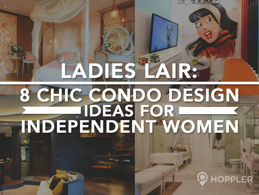 Ladies Lair: 8 Chic Condo Design Ideas for Independent Women