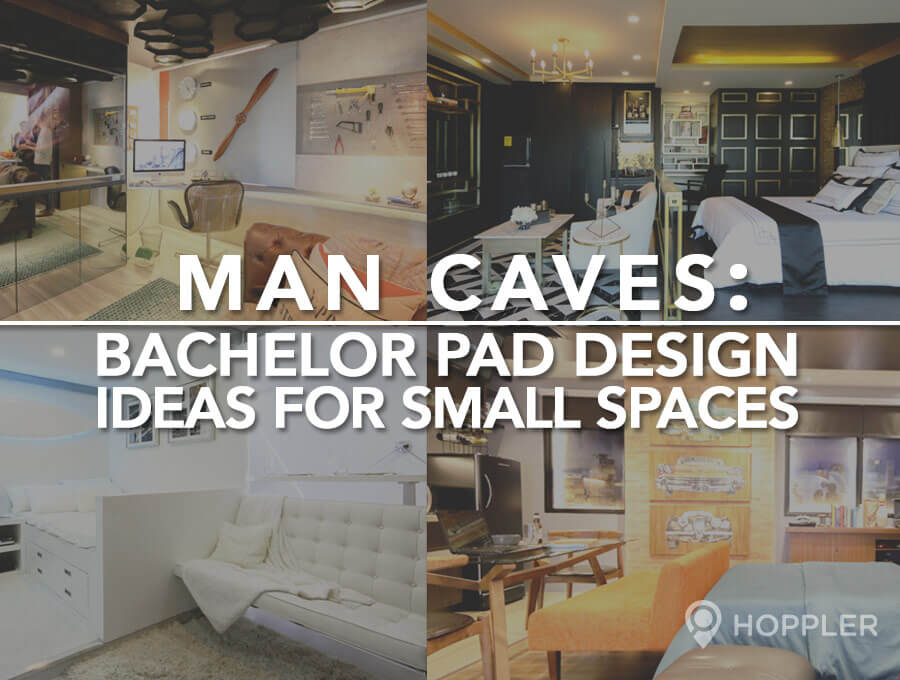 Man Caves: 8 Bachelor Pad Design Ideas for Small Spaces