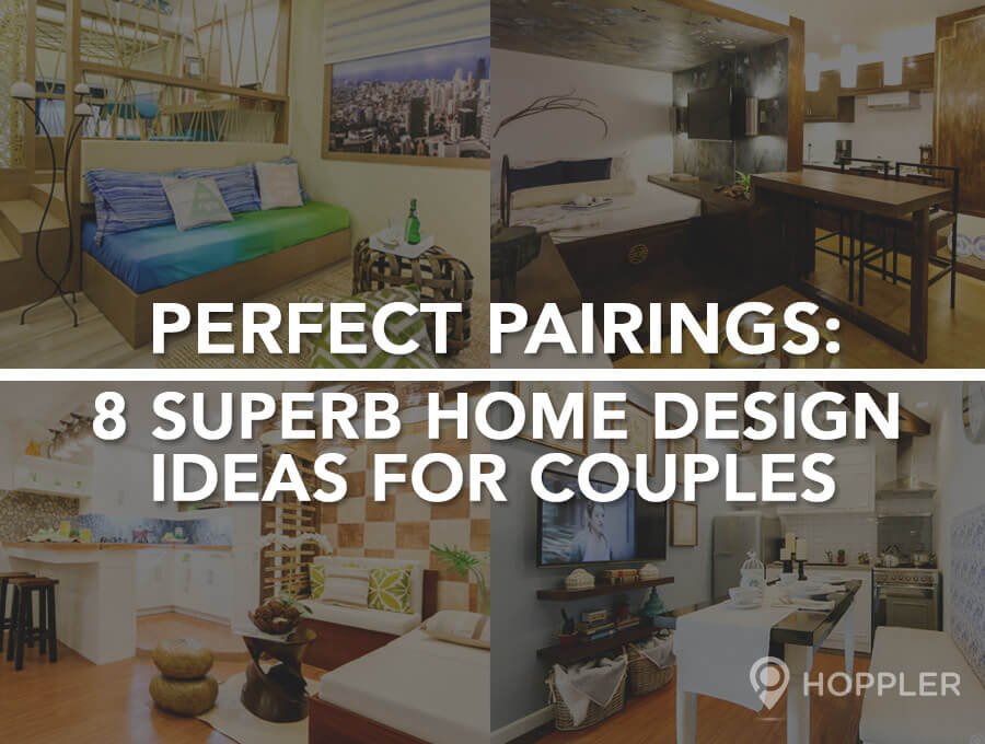 Perfect Pairings: 8 Superb Home Design Ideas for Couples