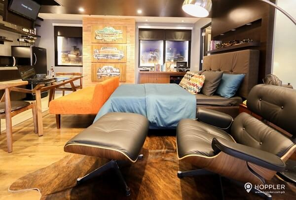 Man Caves 8 Bachelor Pad Design Ideas For Small Spaces Hoppler,Closet Modern Built In Cabinets Bedroom