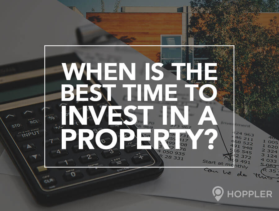 When is the Best Time to Invest in a Property?