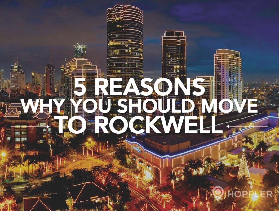 5 Reasons Why You Should Move to Rockwell