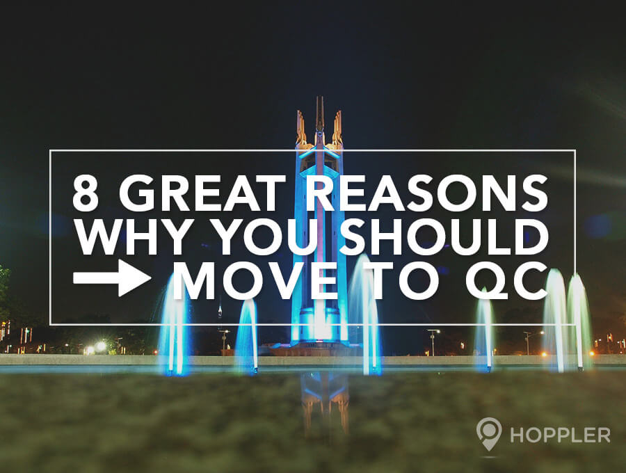 8 Great Reasons Why You Should Move to QC