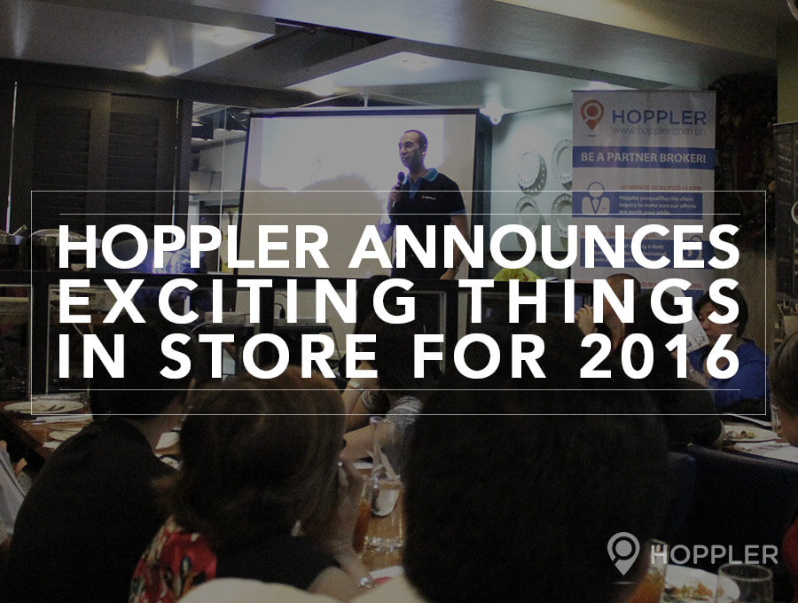 Hoppler Announces Exciting Things In Store For 2016