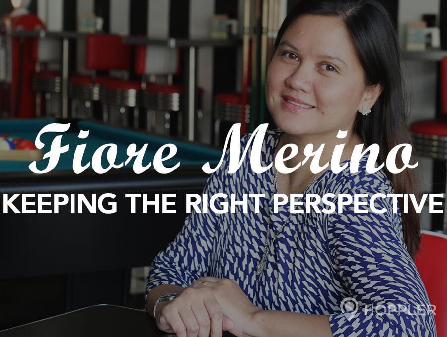 Featured Expert at Work: Fiore Merino