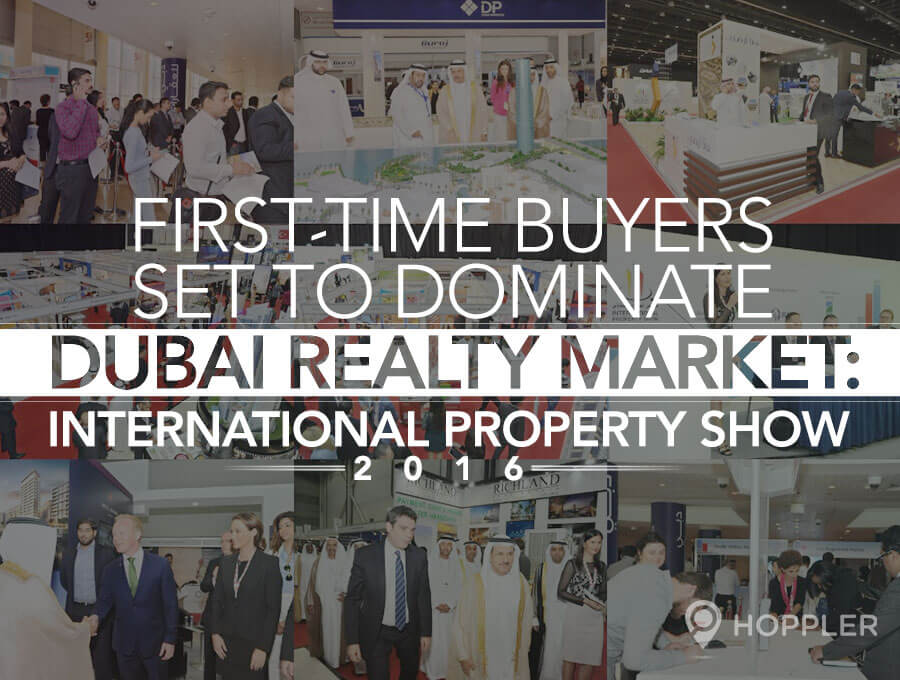First-time buyers set to dominate Dubai realty market at the International Property Show 2016