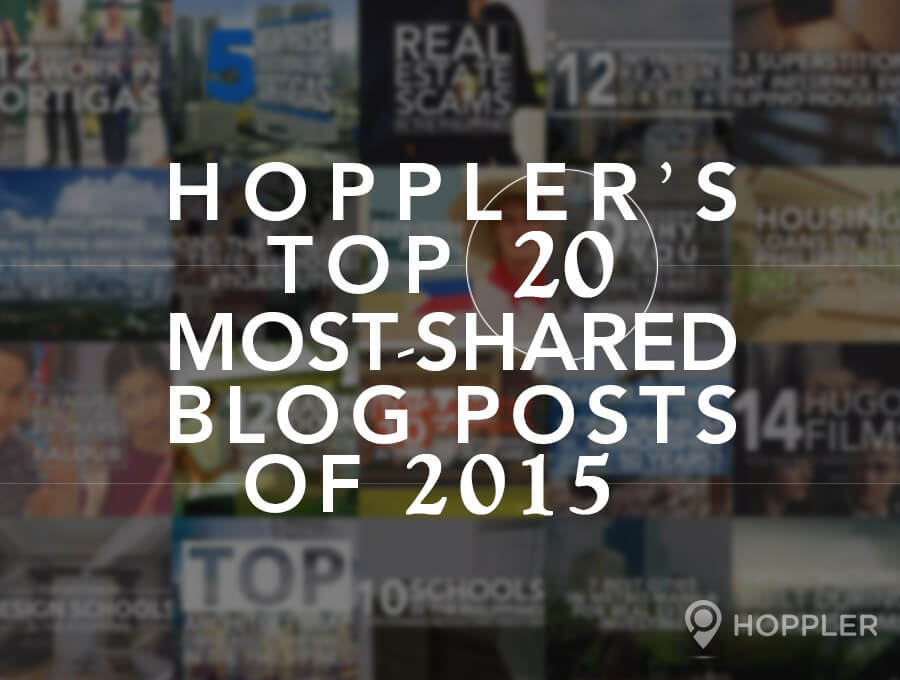 Top 20 Most-Shared Blog Posts of 2015