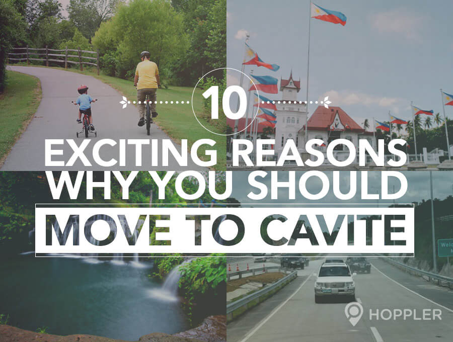 10 Exciting Reasons Why You Should Move to Cavite