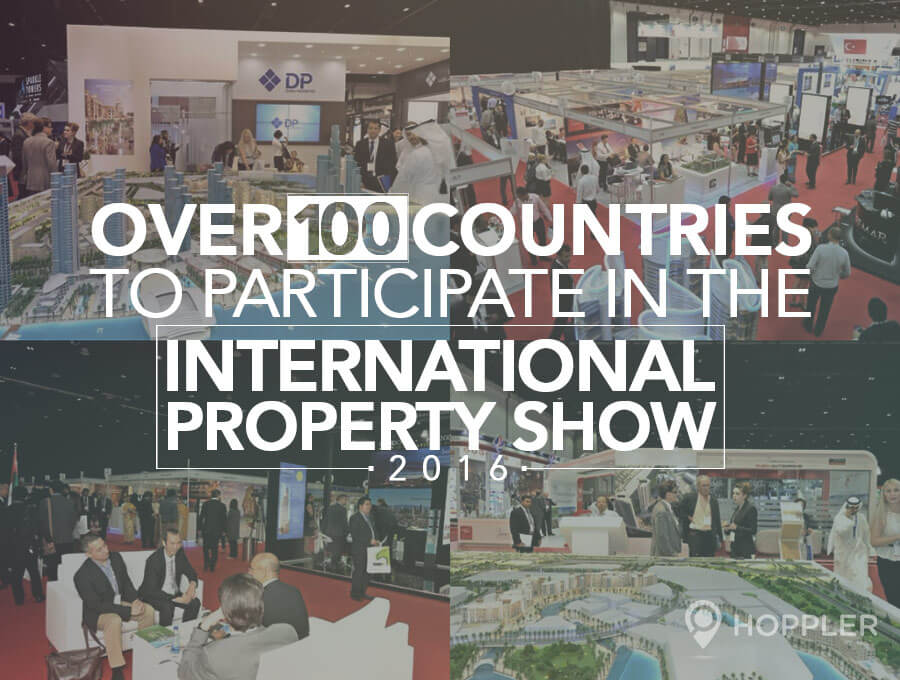 Over 100 Countries to Participate in the International Property Show 2016
