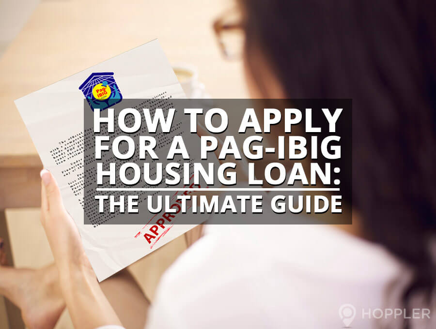 how to apply for a pagibig housing loan the ultimate guide