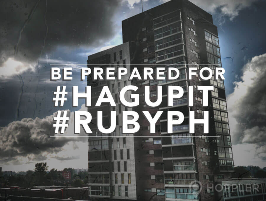 be prepared for #hagupit #rubyph