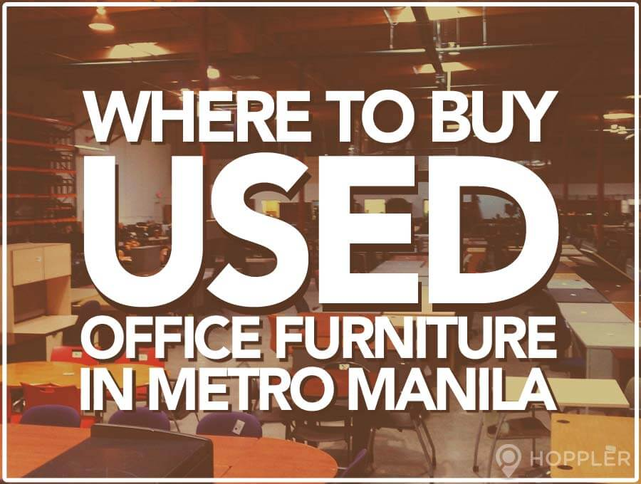 Cheapest Furniture Shop Philippines - tips for buying second hand