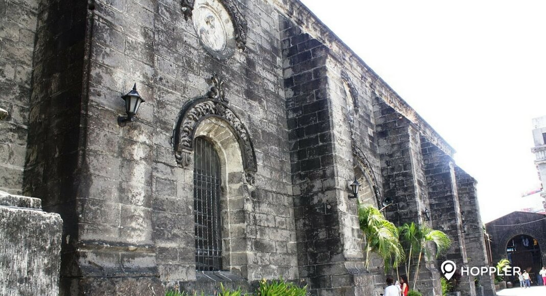 list of churches in metro manila business districts