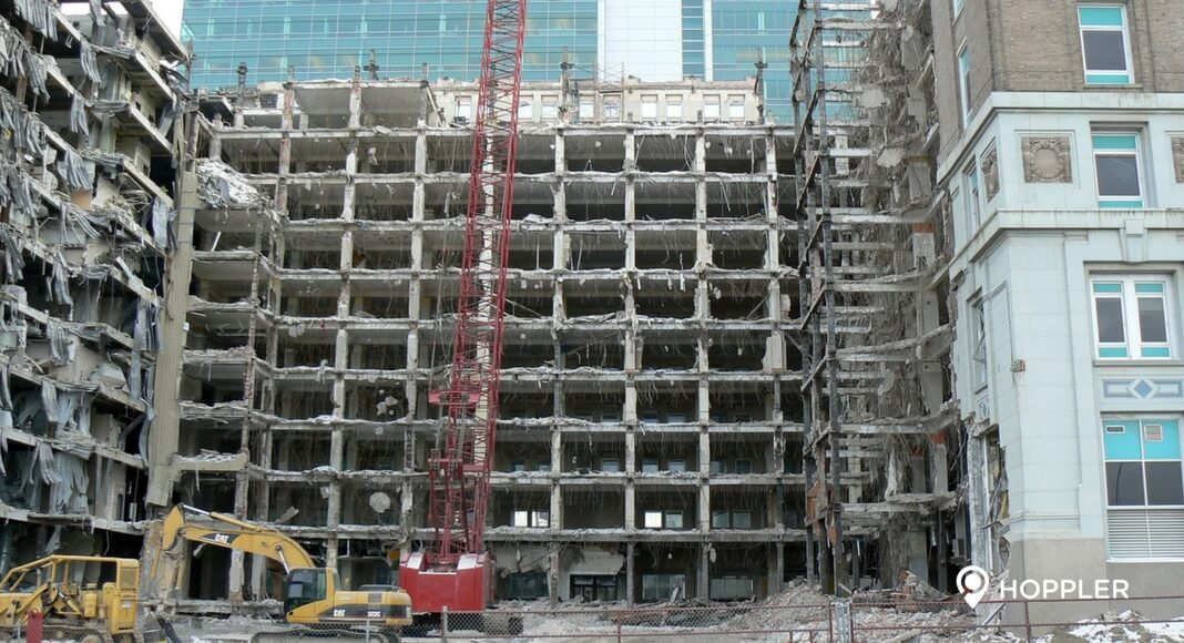 fact or fallacy will a condominium be demolished after 50 years