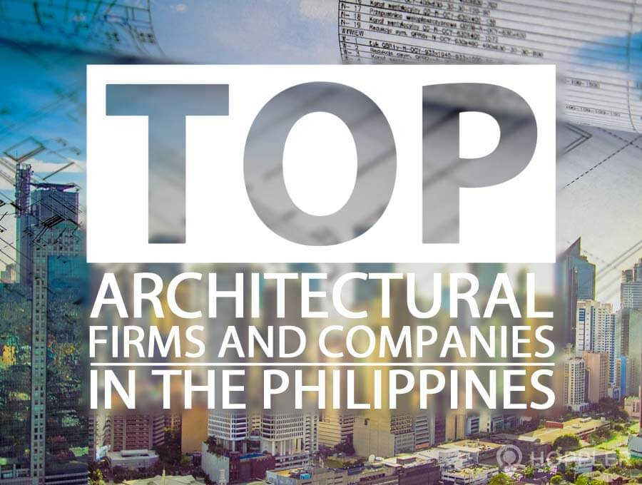 top architectural firms and companies in the philippines