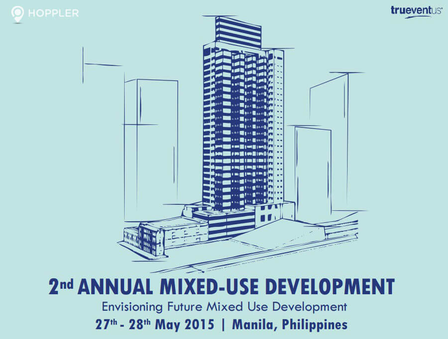 2nd annual mixed use development manila conference