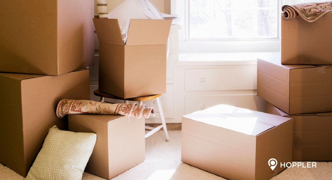 the ultimate moving in checklist