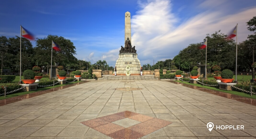 10 historical places in manila