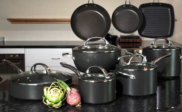 complete cookware