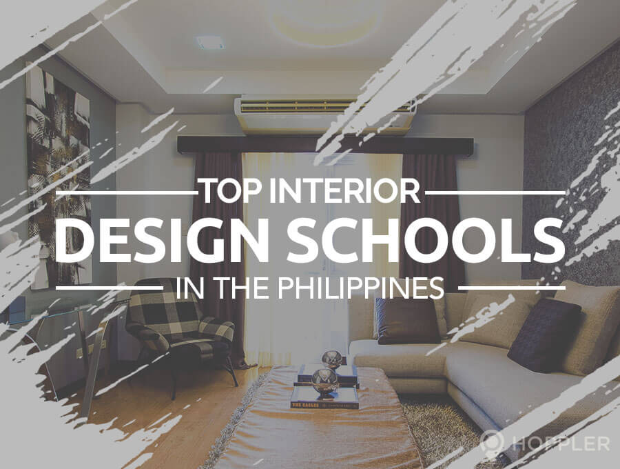 Top interior design schools in the philppines for Top interior design schools