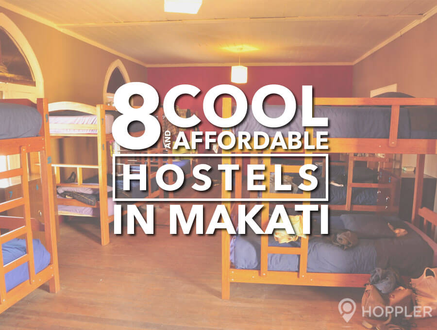 8 cool and affordable hostels in makati hoppler