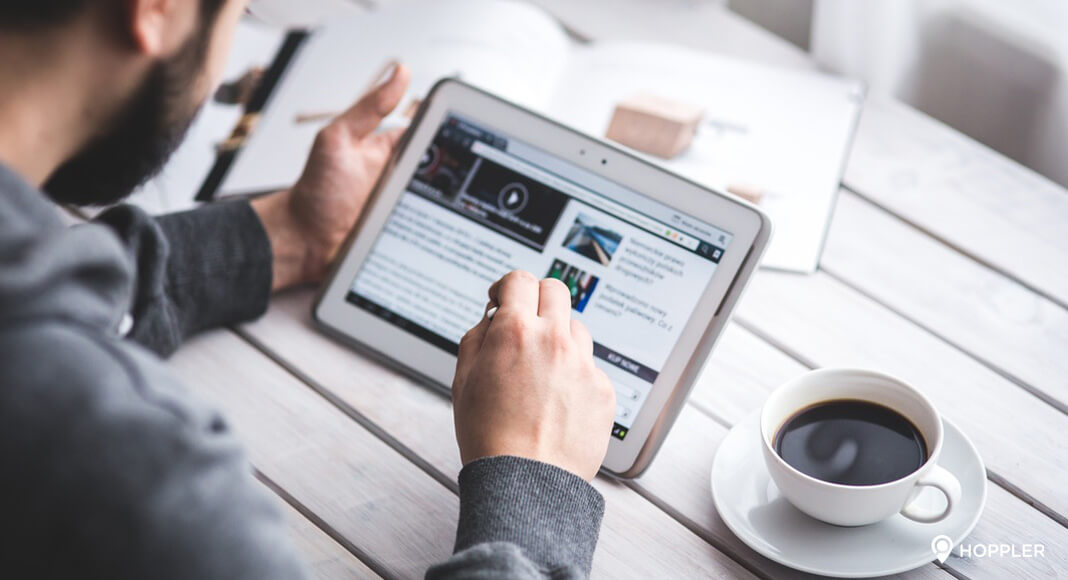 how social media marketing affects a real estate business