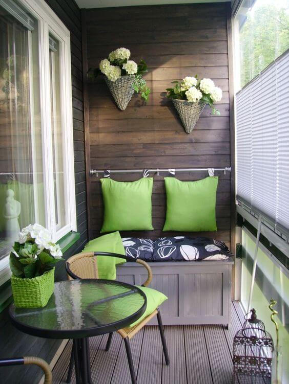 30 Ways To Turn Your Balcony Into Your Personal Corner