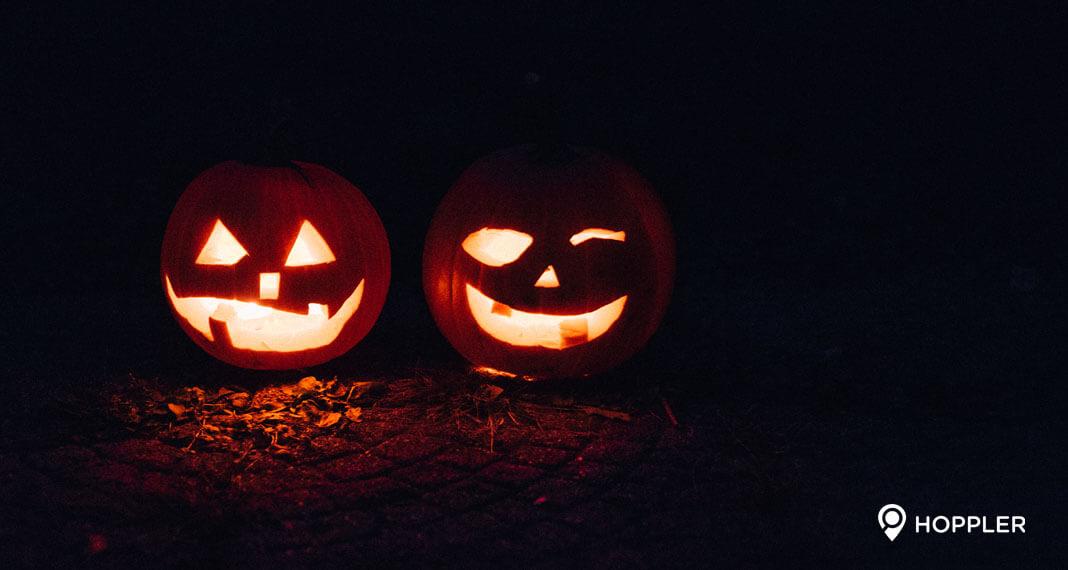 18 fun homemade halloween decorations