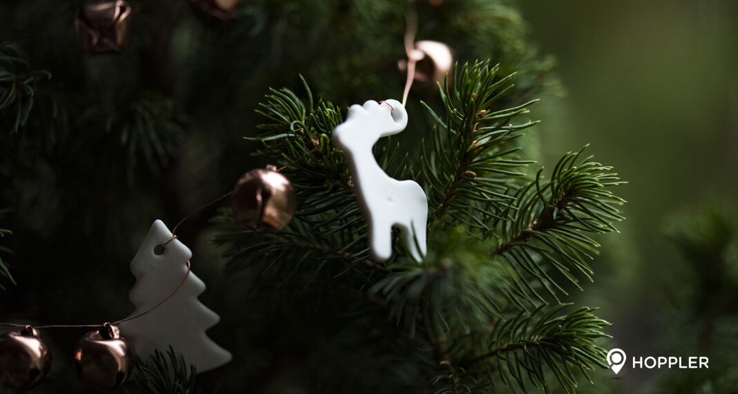 8 Cheap And Easy D I Y Christmas Decorations